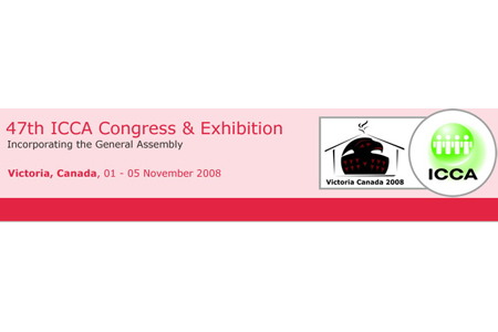 Logo ICCA Congress And Exhibition